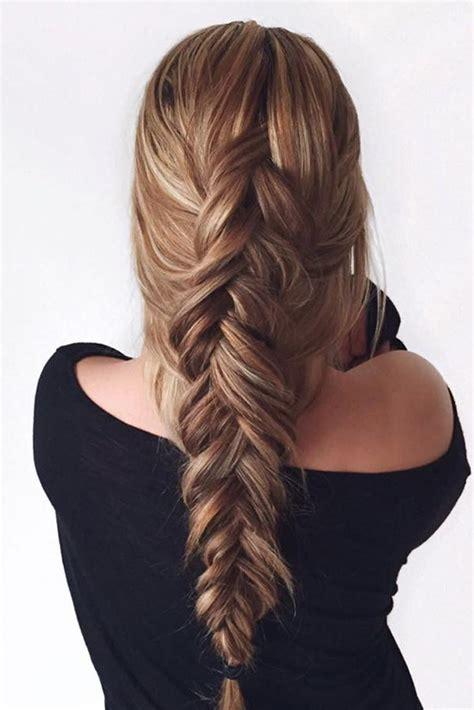 best 25 loose fishtail braids ideas on pinterest