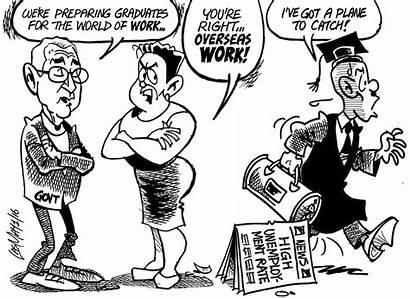 Gleaner Jamaica Sunday Cartoon January