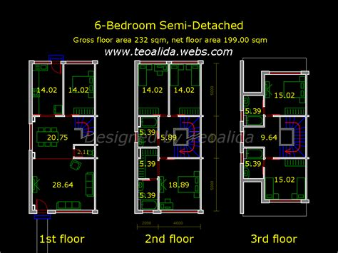 house floor plans   sqm designed  teoalida