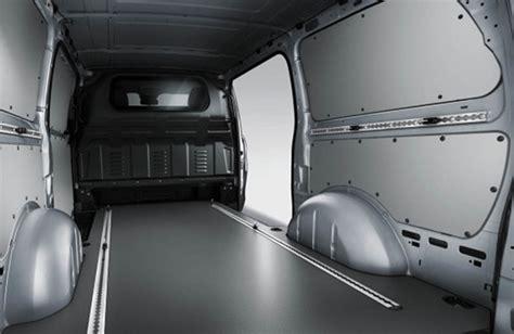 mercedes benz metris cargo van cargo space mercedes