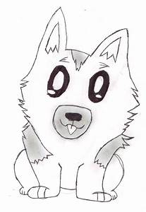 German Shepherd Puppy Drawing Cute Pictures To Draw
