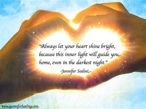 Your Inner Light by Quotes For Healing Always Let Your Shine Bright