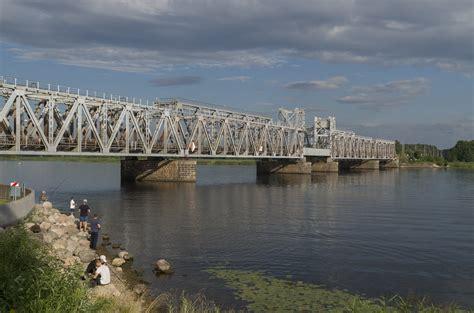Dzelzceļa tilts pār Lielupi, 28.07.2020.   Dāvis Kļaviņš   Flickr