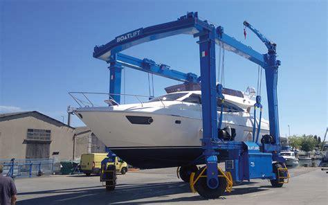 Boat Lift Us by Travel Lifts U S Hoists