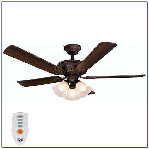 Hampton Bay Ceiling Fan With Remote Installation