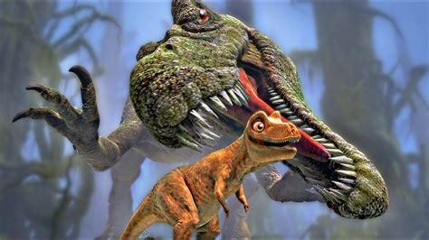 Build your online digital art portfolio. Dinosaur Animation - Cartoon for Children - PANGEA Movie ...