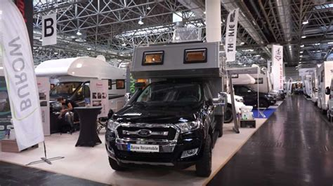 burow ford ranger oman  camper  clever   space