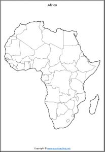 geography worksheets countries continents maps
