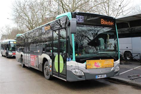 Lignes De Bus Ratp De 300 à 399