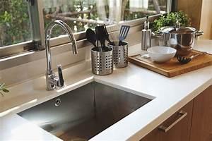 evier sous plan 26 designs guide et installation With installation plan de travail cuisine