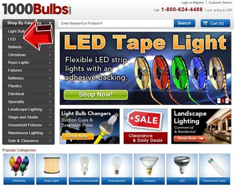 1000bulbs led coupon codes