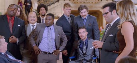 the wedding ringer 2015 front row central front row central