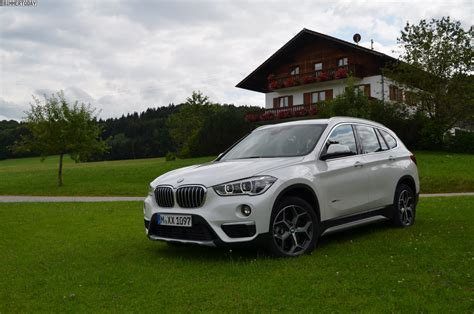 The new bmw x1 has come to set standards. Fahrbericht BMW X1 2015: F48 zwischen Evo- und Revolution