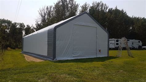 storage sheds edmonton new truss storage building shelter shed rv boat