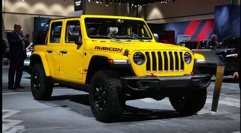 2020 The Jeep Wrangler by 2020 Jeep Wrangler Concept Unlimited Rubicon Diesel