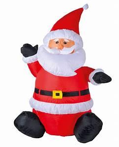 Weihnachtsmann Als Profilbild : weihnachtsmann sitzend led aufblasbar 120cm als ~ Haus.voiturepedia.club Haus und Dekorationen