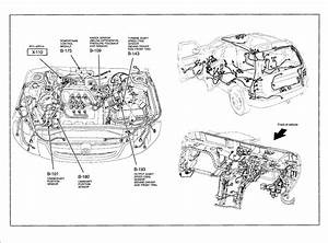 2001 Mazda Tribute Vacuum Diagram