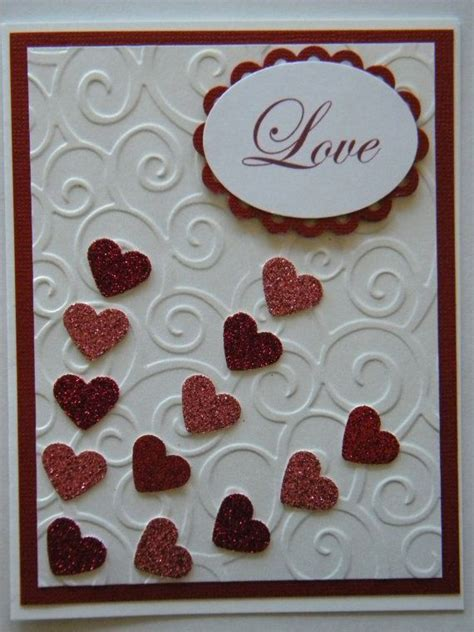 Pinterest Valentine Cards 455 Best Images About Handmade Card Making Ideas On