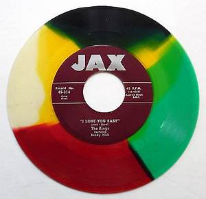 popsike.com - The KINGS 45 I Love You Baby / Why? Oh Why ...