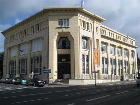 bureau de poste gambetta hôtel des postes de caen wikipédia
