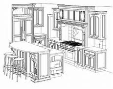 Easy Kitchen Design Planner Image Kitchen Cabinet Drawing What You Need To Know Before Installing