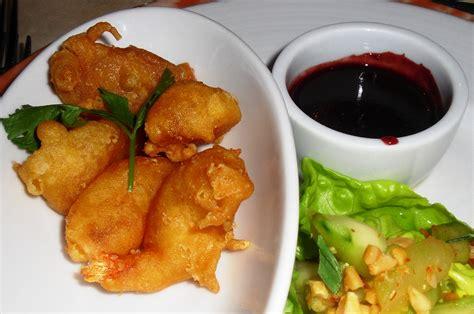 shrimp batter fried deep egg flour recipe coconut bigoven