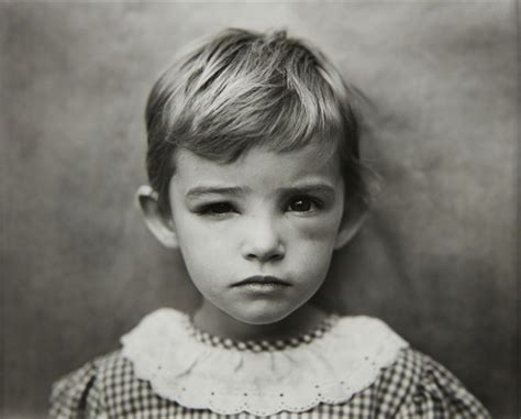 Damaged Child (from Immediate Family) By Sally Mann On