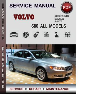 volvo  service repair manual  info service