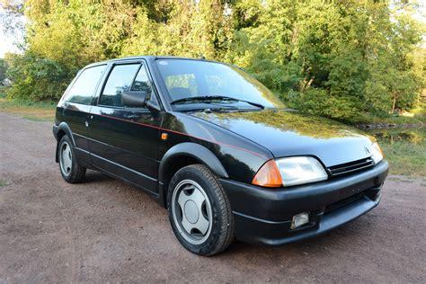 Citroen Gt For Sale 1991 citroen ax gt 5 speed for sale on bat auctions
