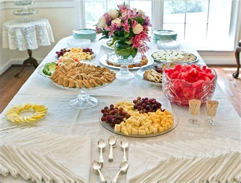 Best Food For Bridal Shower by 84 Best Images About Bridal Shower Food On