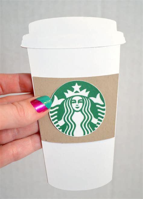 latte teacher appreciation gift idea hand