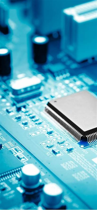Electronic Components Phone Wallpapers Pc Iphone