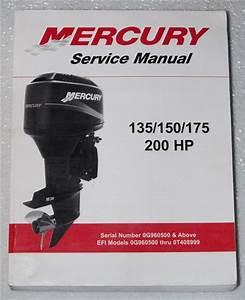Mercury 200 Wiring Diagram : 2000 mercury outboard 135 150 175 200 hp 2 stroke service ~ A.2002-acura-tl-radio.info Haus und Dekorationen