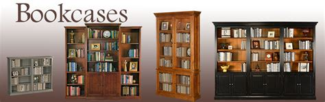 Bookcase Photos by Custom Bookcases California Solid Wood American Made