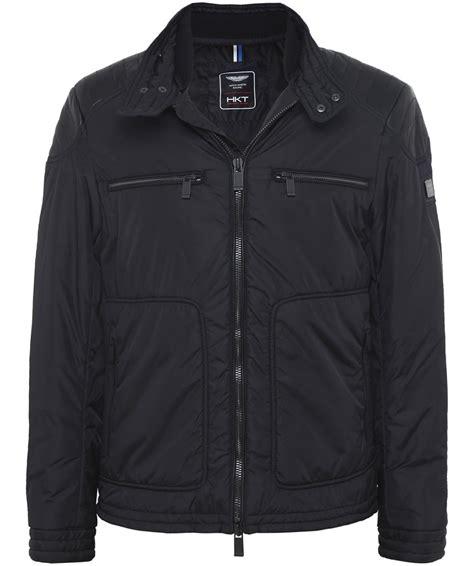 hackett black aston martin racing endurance jacket jules