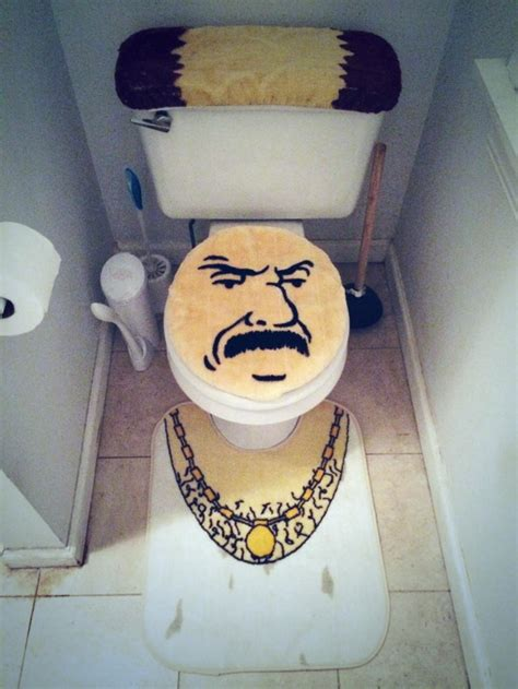 aqua teen hunger force carl themed toilet geekologie