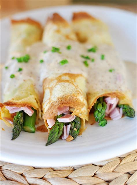 top  savory crepes rainbow delicious