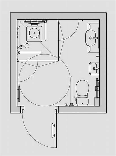 Shower Wheelchair Accessible Doc Pack Bathroom Wc