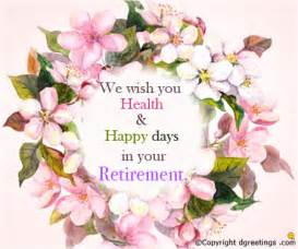 Congratulations Retirement Wishes