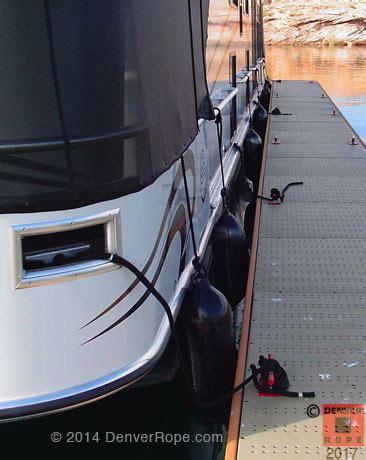 Boat Mooring Denver by Buoys Fenders Custom Color Ropes Denver Rope