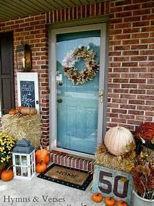 27, Best, Fall, Porch, Decorating, Ideas, And, Designs, For, 2016