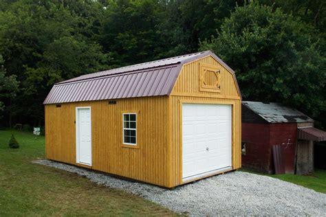 What Are Prefab Garages? - 5 Garage Choices   Gold Star ...