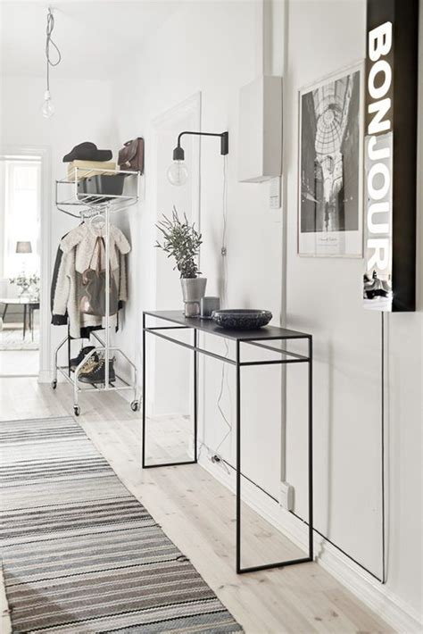 Neutral Modern Entryway  100+ Beautiful Mudrooms And