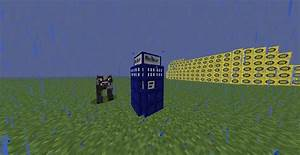TARDIS Project! Minecraft Blog