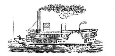 Steamboat Impact by Chapter 9 The Industrial Revolution Steam Boats