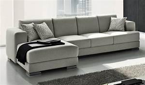 Canape Design Et Confortable : le design du canap convertible pratique et confortable ~ Teatrodelosmanantiales.com Idées de Décoration