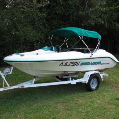 Jet Ski Boats For Sale by Seadoo Sportster Jet Boat Rotax Engine 85hp Ski Boat Jet