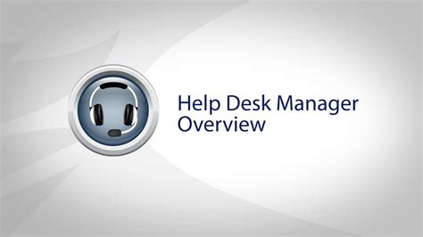 solarwinds web help desk demo solarwinds n able help desk manager overview and demo