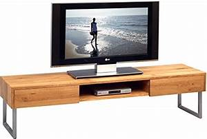 Tv Bank Metall Holz : hometrends4you 353922 tv bank holz wildeiche 160x40x40 cm evileca ~ Sanjose-hotels-ca.com Haus und Dekorationen