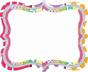 School Supplies Borders And Frames | Clipart Panda - Free ...